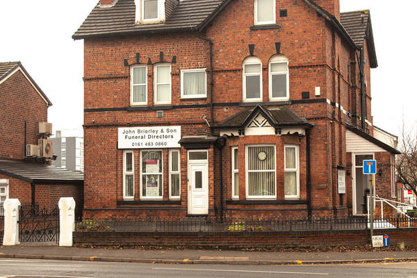 John Brierley & Son Funeral Directors in Stockport