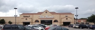 Tom Thumb Storefront Picture at 101 Trophy Lake Dr in Trophy Club TX