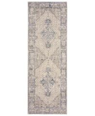 "Image of French Connection Logan Colorwashed Kilim 22"" x 61"" Accent Rug"