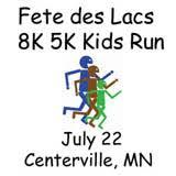 Sponsor the 2017 Festival of the Lakes 5K & 8K Runs