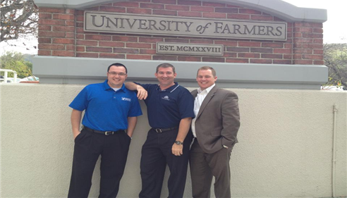 Dream Team at University of Farmers