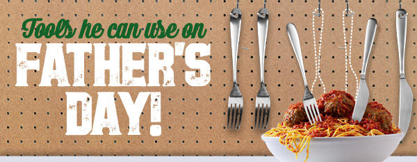 Celebrate Father's Day 2018 with Buca di Beppo