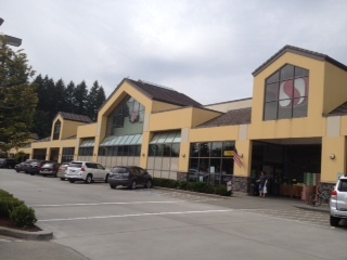 Safeway Store Front Picture at 19150 NE Woodinville Duvall Rd in Woodinville WA