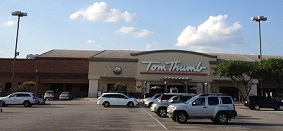 Tom Thumb Storefront Picture at 3757 Forest Lane in Dallas TX