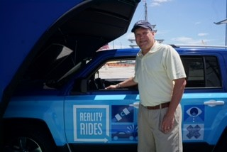Kaelyn Agency - Scott Labarowski - Reality Rides® Focused on Distracted Driving