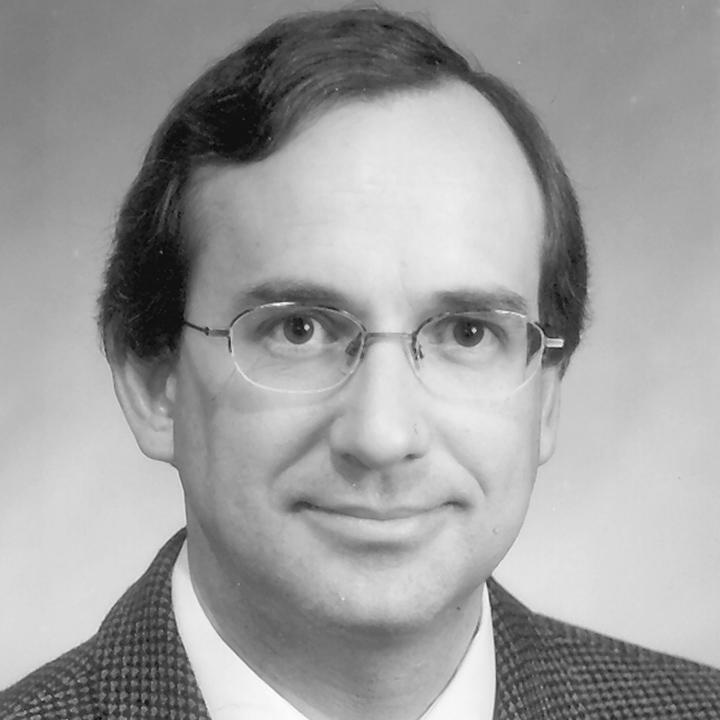 Photo of Harry Hamlyn, M.D.