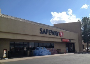 Safeway Store Front Picture at 2190 E Fry Blvd in Sierra Vista