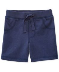 Image of First Impressions Pull-On Shorts, Baby Boys, Created for Macy's