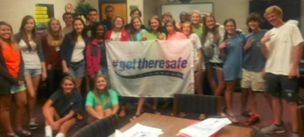 Germaine Johnson - Bringing #GetThereSafe to Dothan AL