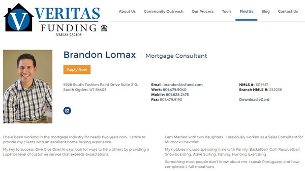 Local Mortgage Funding Professional