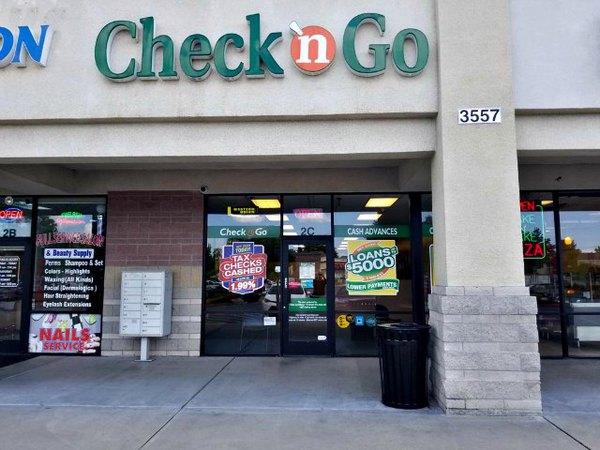 Payday Loans Sacramento Ca 95827 Check N Go Cash