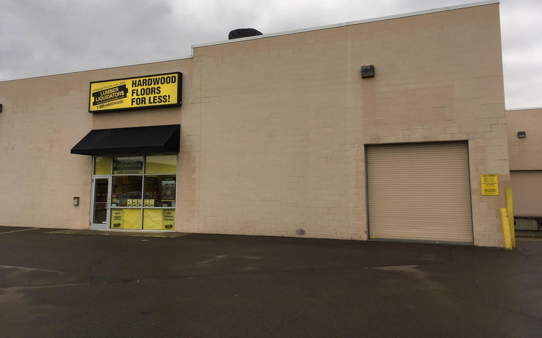 Lumber Liquidators Flooring #1246 Johnson City | 420 Harry L Drive | Store Front