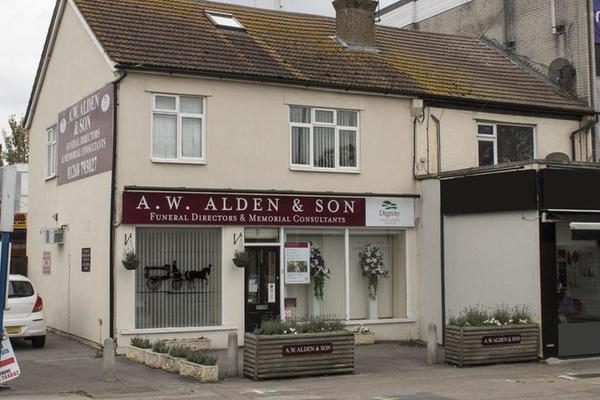 A W Alden & Son Funeral Directors in Benfleet | Dignity Funerals