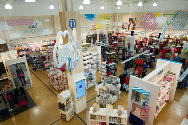 Mothercare Solihull store overview