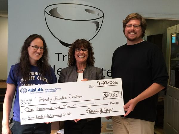 Patti Gagne - Helping Hands In The Community Grant