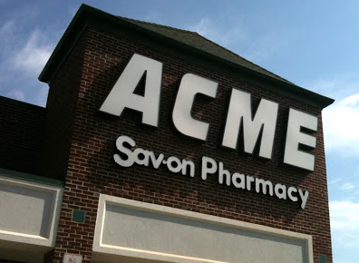 Acme Markets store front picture at 690 Millbrook Ave in Randolph NJ