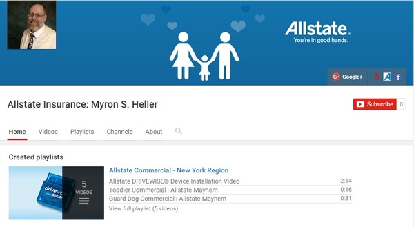 Myron S. Heller - Myron Heller YouTube Channel