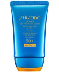 Image of Shiseido Ultimate Sun Protection Cream SPF 50+ WetForce, 2 oz