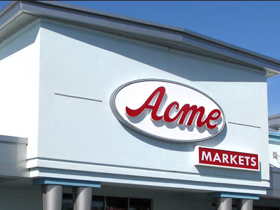 Acme Markets store front picture at 5300 Park Blvd in Wildwood NJ