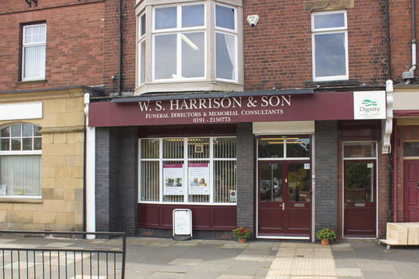 W S Harrison & Son Funeral Directors in Forest Hall, Newcastle Upon Tyne
