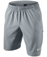 "Image of Nike Men's 11"" Woven Tennis Shorts"