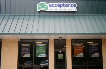 Acceptance Insurance - S Irby St