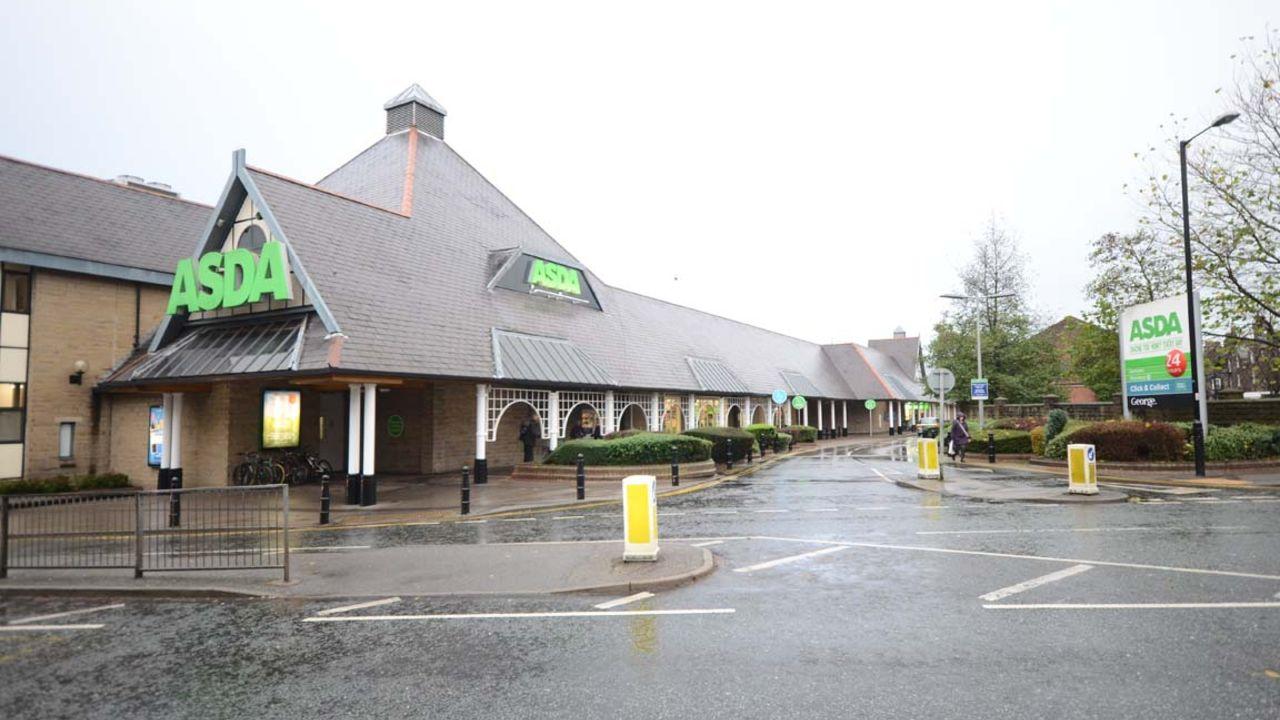 Asda Harrogate Superstore Harrogate In Harrogate
