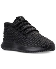 Image of adidas Men's Tubular Shadow Casual Sneakers from Finish Line