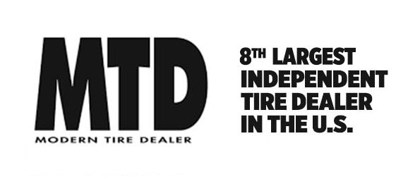 Modern Tire Dealer 8th Largest Independent Tire Dealer in the U.S.