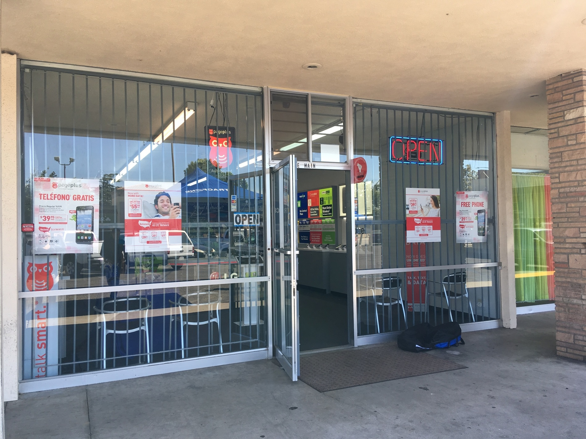 Total Wireless Store front image in Santa Maria,  CA