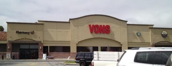 Vons Pharmacy 25th St Store Photo