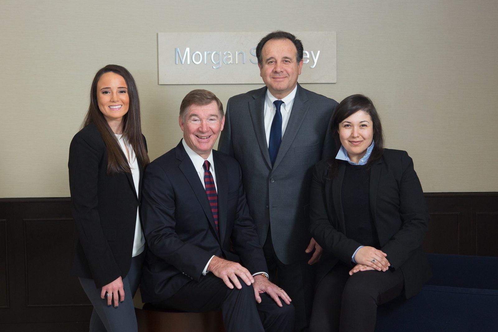 The Michienzi Gregory Group | Wellesley, MA | Morgan Stanley