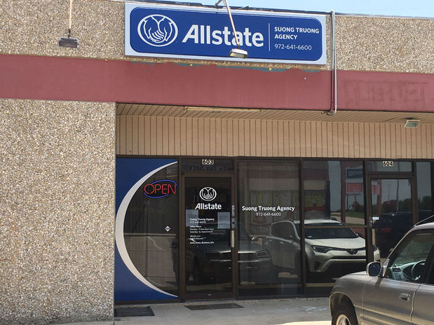 Allstate Car Insurance Quote Get An Allstate Auto Insurance Quote  Suong Truong Agency Grand