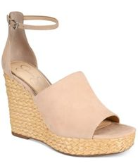 Image of Jessica Simpson Suella Espadrille Wedge Sandals