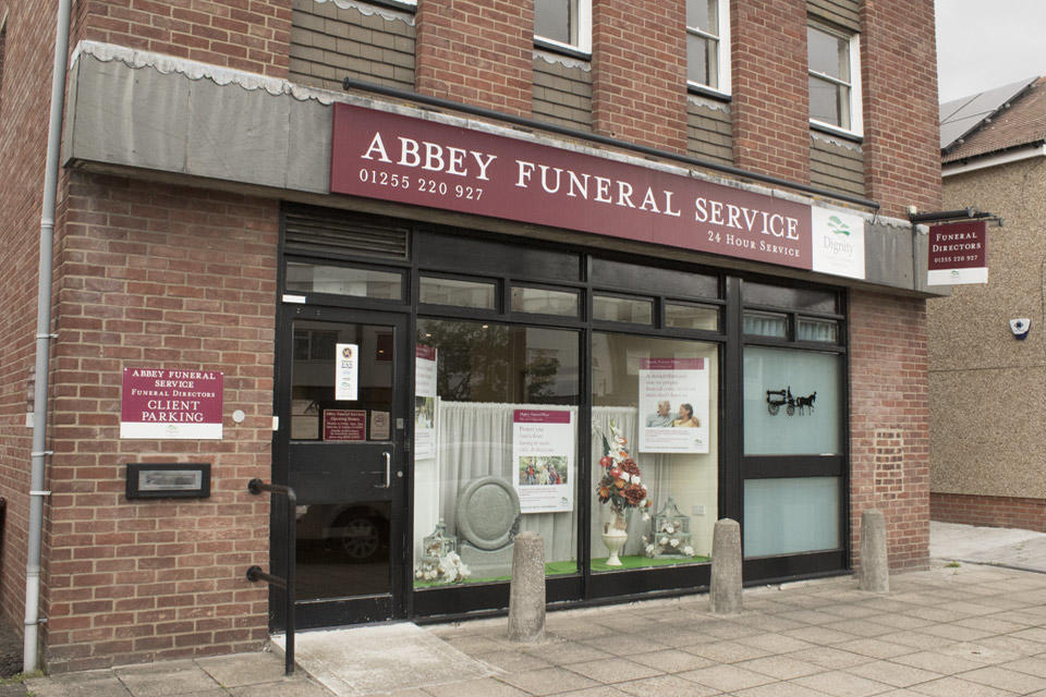 Abbey Funeral Directors in Great Clacton