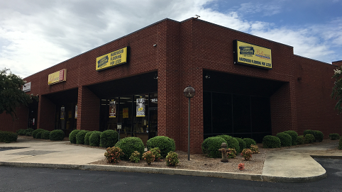 LL Flooring #1132 Greensboro | 3402 W Wendover Ave | Storefront