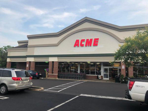 Acme Markets store front picture at 800 2nd St Pike in Richboro PA