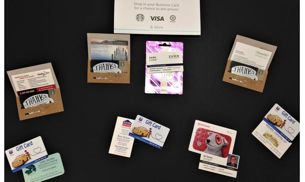 Gift card mood board? You bet!