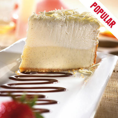 Photo of Vanilla Bean Cheesecake