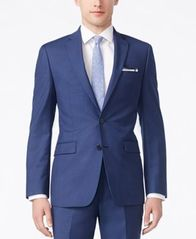 Image of Calvin Klein X-Fit Solid Slim Fit Jacket