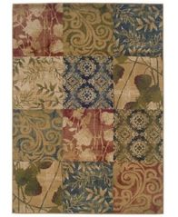 "Image of CLOSEOUT! Oriental Weavers Area Rug, Yorkville 2422A 1'10"" x 7'3"" Runner Rug"