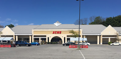 Acme Markets store front picture at 13 North Ave in Pleasant Valley NY
