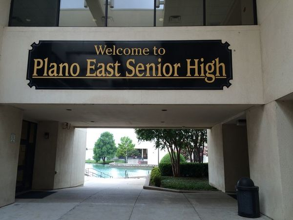 Chad Wall - Plano East Senior High School