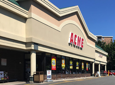 Acme Markets store front picture at 510 Valley Rd in Montclair NJ