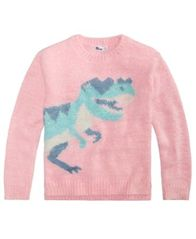 Image of Epic Threads Big Girls Graphic Sweater, Created for Macy's