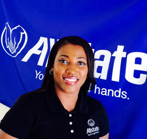 Allstate Insurance Agent Sheneake Glover
