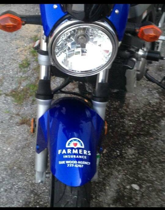 Farmers® has you covered on the road!