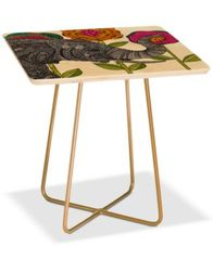 Image of Deny Designs Aaron Square Side Table