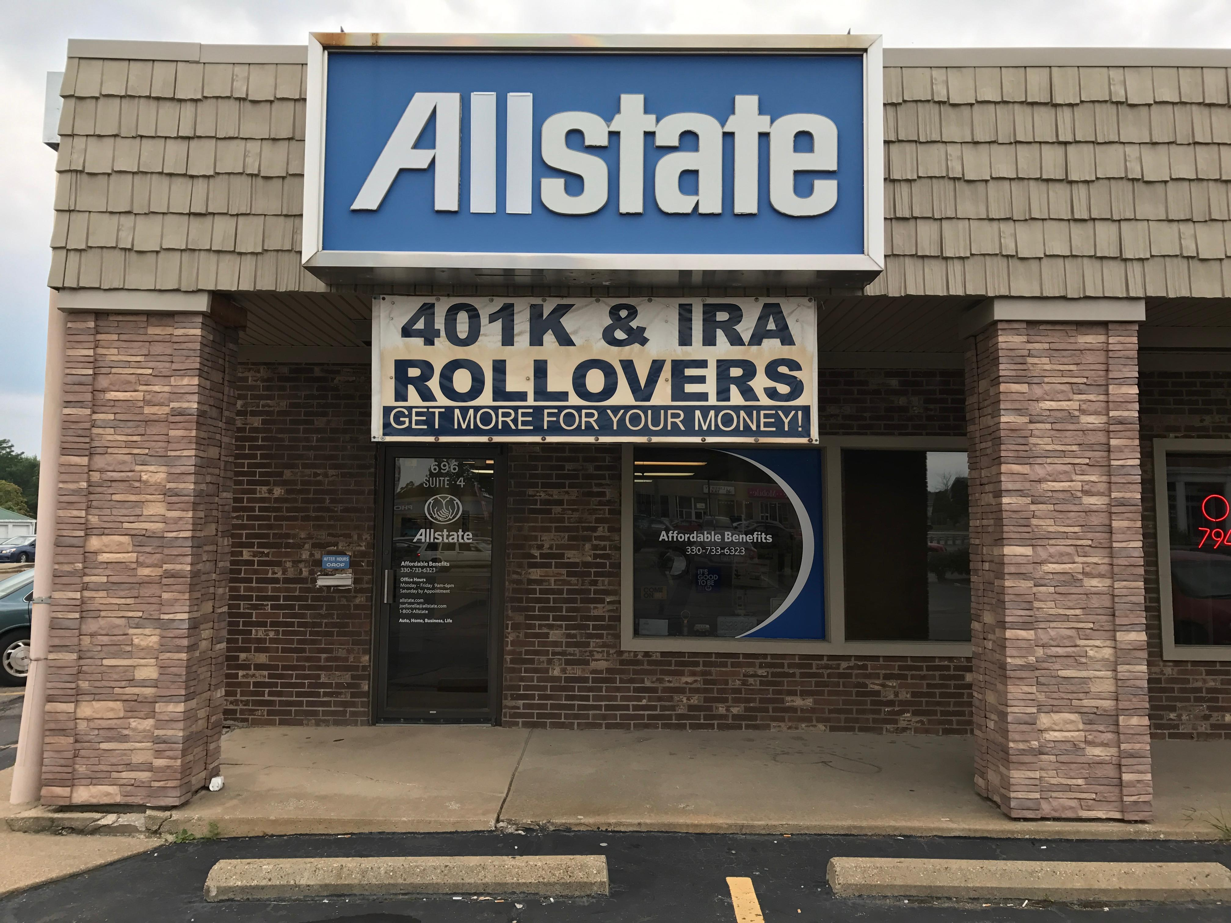 Life home car insurance quotes in akron oh allstate for Allstate motor club hotel discounts