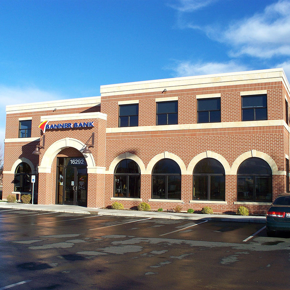 Banner Bank Branch In Nampa Idaho